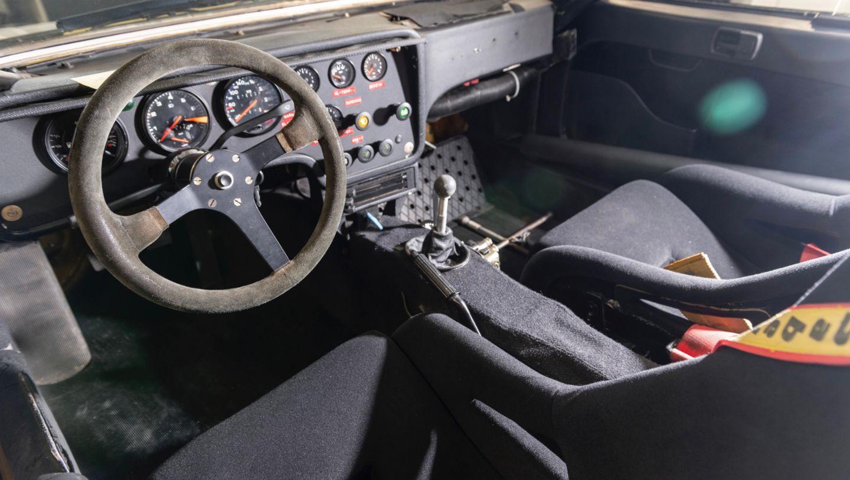 Restauración del 924 Carrera GTS Rally, 2021, Porsche AG