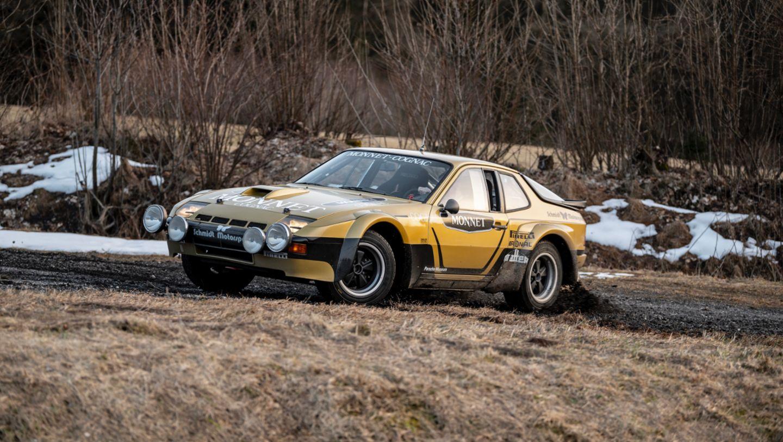 Walter Röhrl, 924 Carrera GTS Rally, 2021, Porsche AG