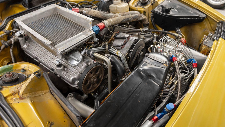 Motor del 924 Carrera GTS Rally, 2021, Porsche AG