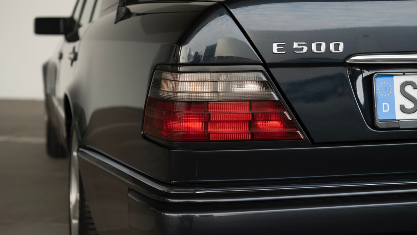 Tracing the story of the Mercedes-Benz 500 E, as it turns 30 - Image 2