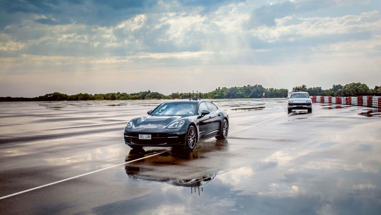 Panamera, Cayenne, Nardò Technical Center, Italia, 2021, Porsche AG