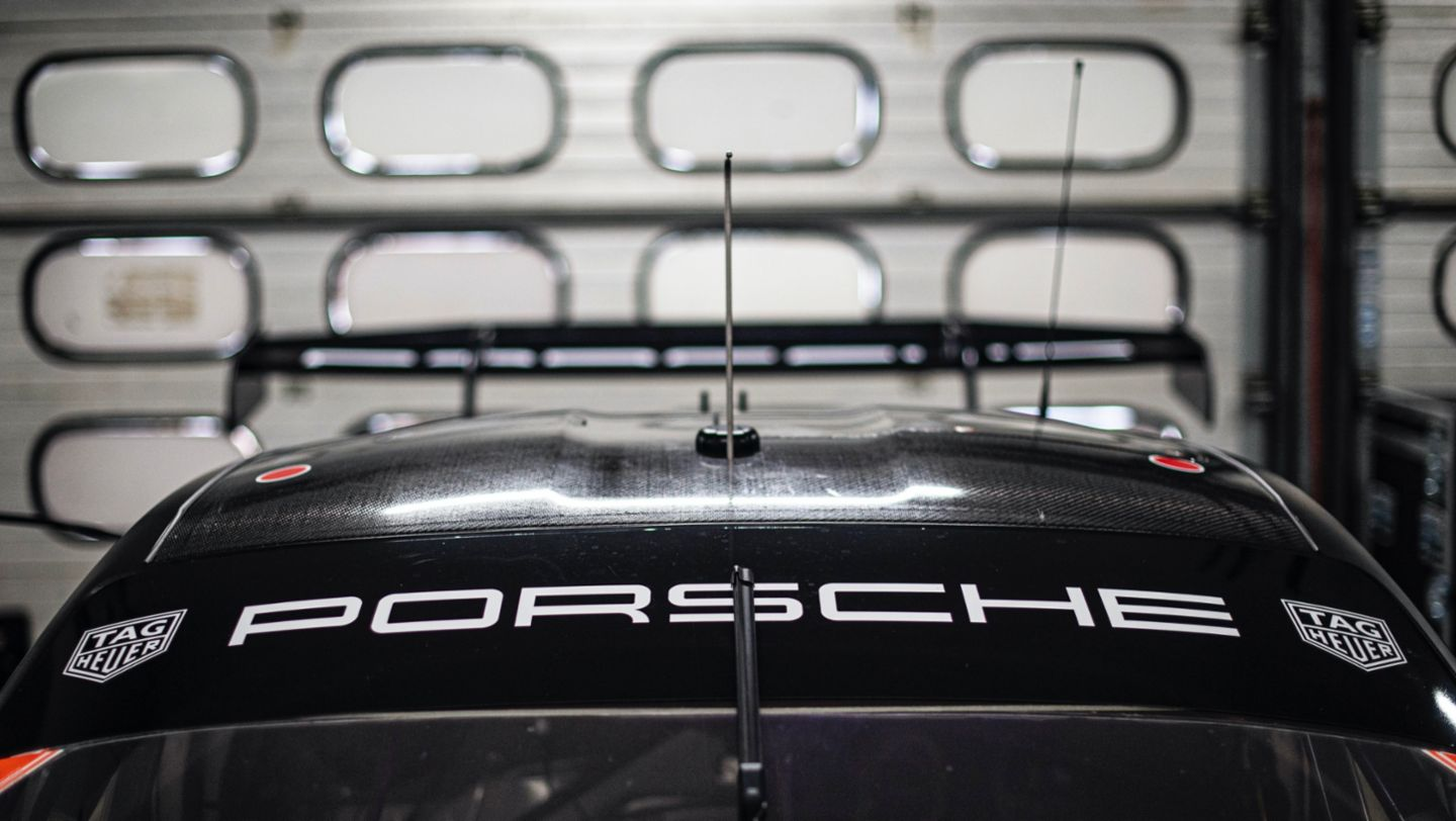 Data from the Porsche 911 RSR transferred in milliseconds - Image 3