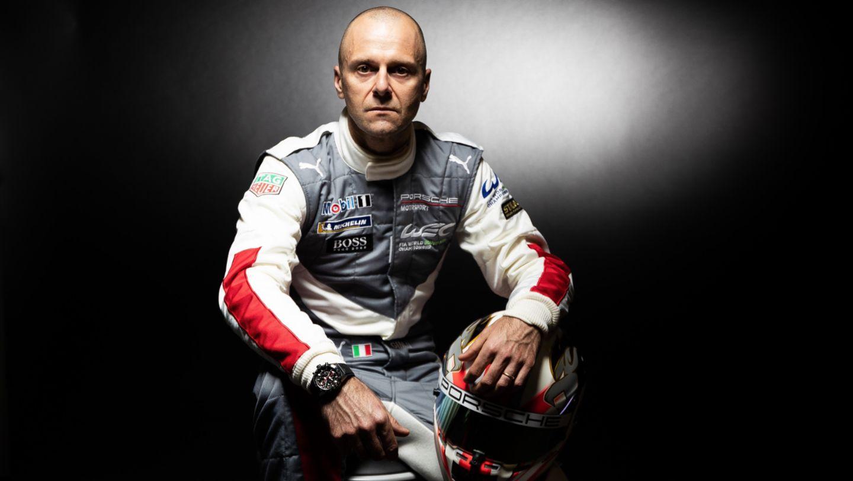 Gianmaria Bruni, 2021, Porsche AG