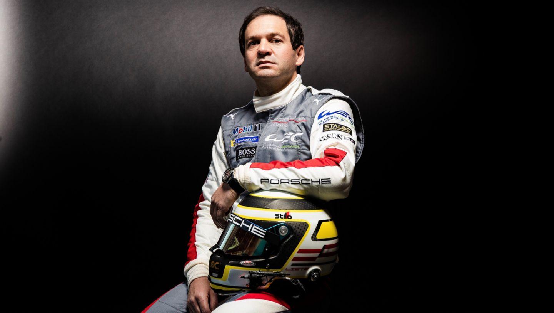 Richard Lietz, 2021, Porsche AG