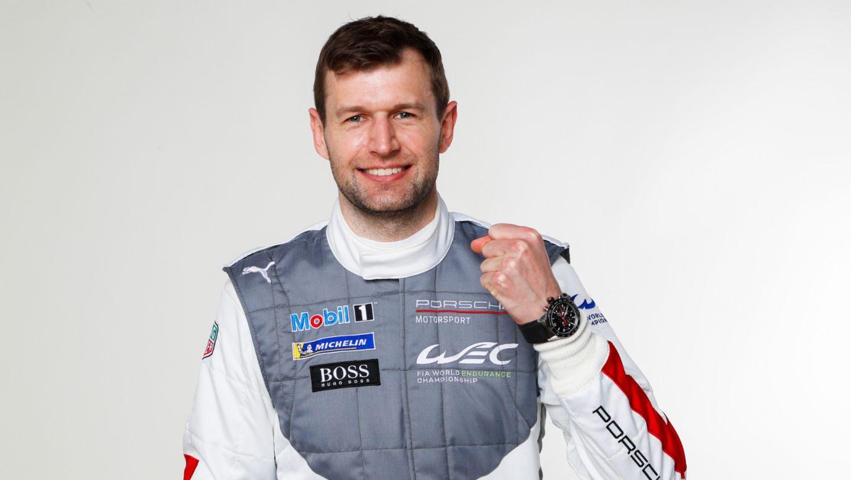 Michael Christensen, 2021, Porsche AG