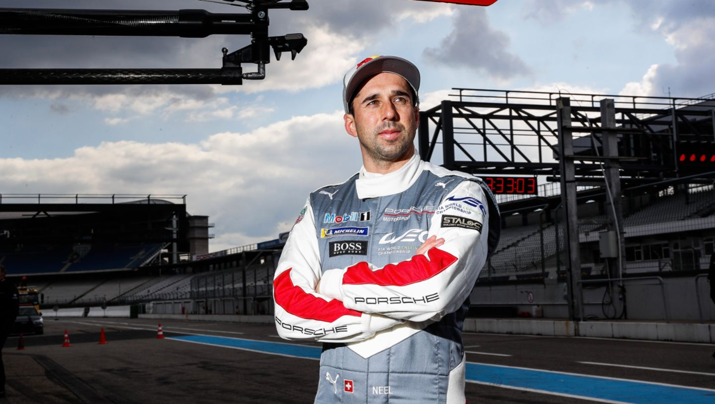 Neel Jani, 2021, Porsche AG