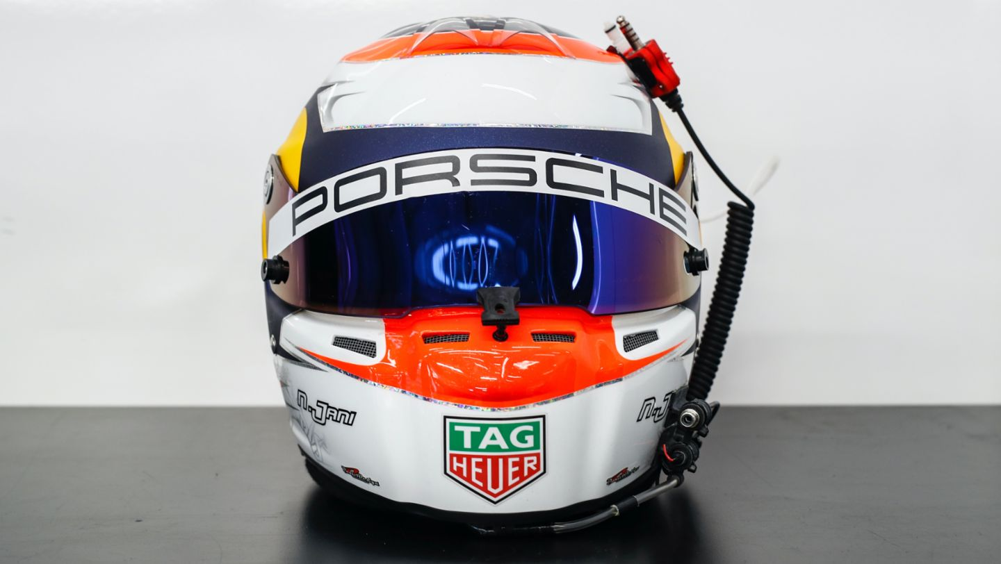 WEC: the story behind the works drivers' helmet designs - Image 6