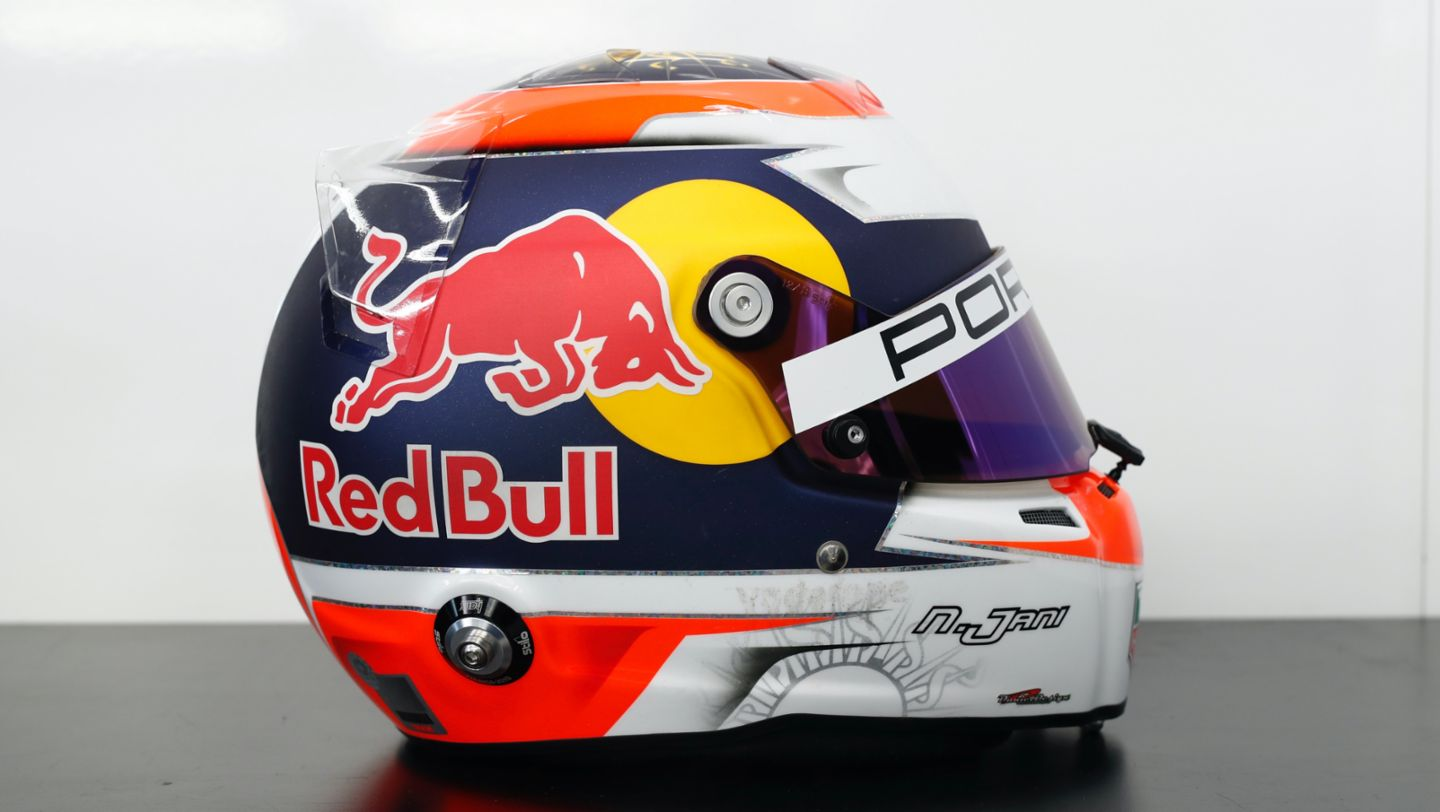 WEC: the story behind the works drivers' helmet designs - Image 3