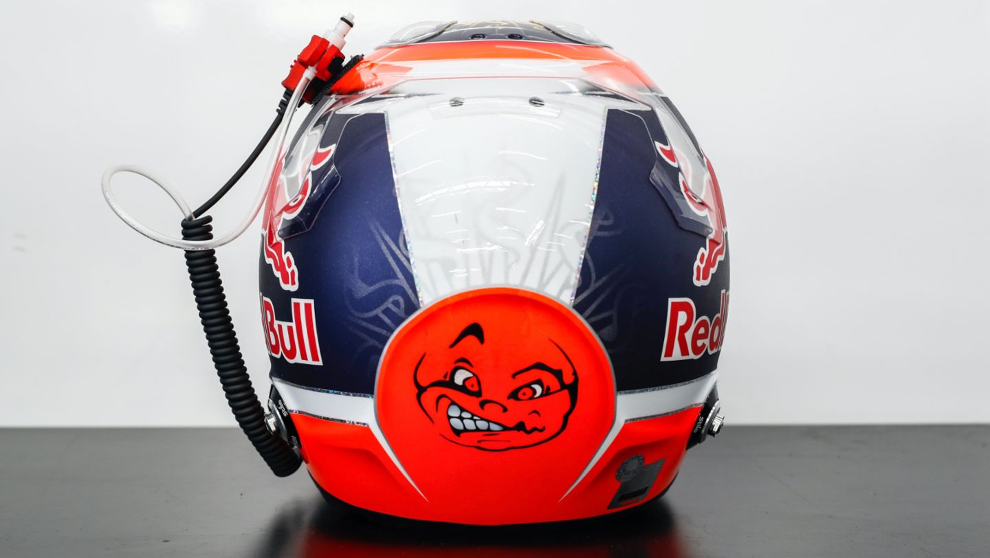 WEC: the story behind the works drivers' helmet designs - Image 4