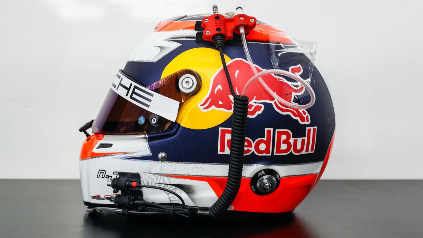 WEC: the story behind the works drivers' helmet designs - Image 5