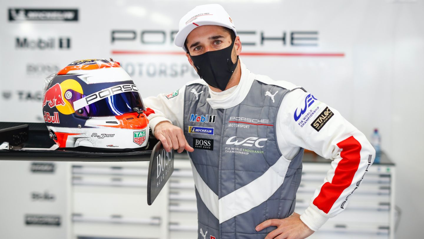 WEC: the story behind the works drivers' helmet designs - Image 7