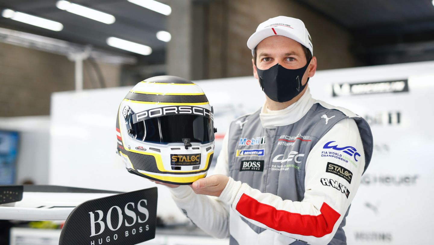 WEC: the story behind the works drivers' helmet designs - Image 1