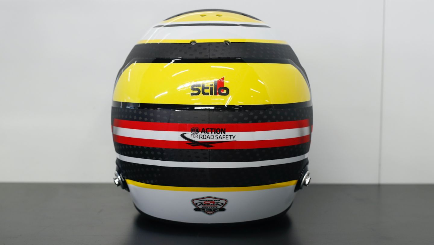 WEC: the story behind the works drivers' helmet designs - Image 2