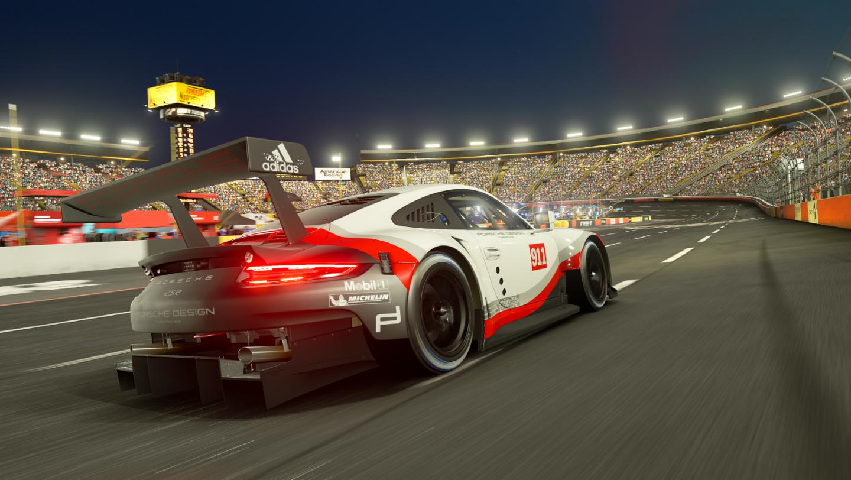 911 RSR, Porsche Gran Turismo Cup Asia Pacific, 2021, Porsche AG