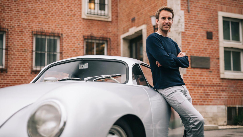 Timo Bernhard, 356 SL, 2021, Porsche AG