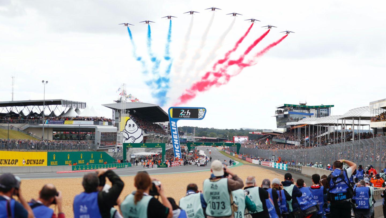 24 Hours of Le Mans, starting grid, 2021, Porsche AG