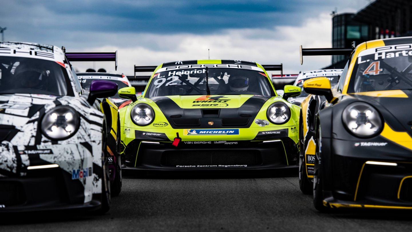 Carrera Cup talent pool: on track to becoming a pro racer - Image 6