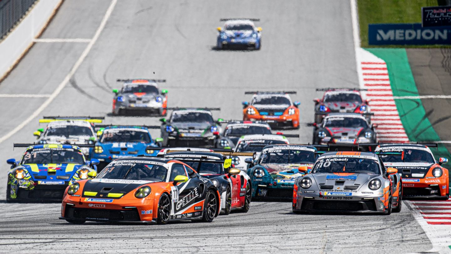 Carrera Cup talent pool: on track to becoming a pro racer - Image 7