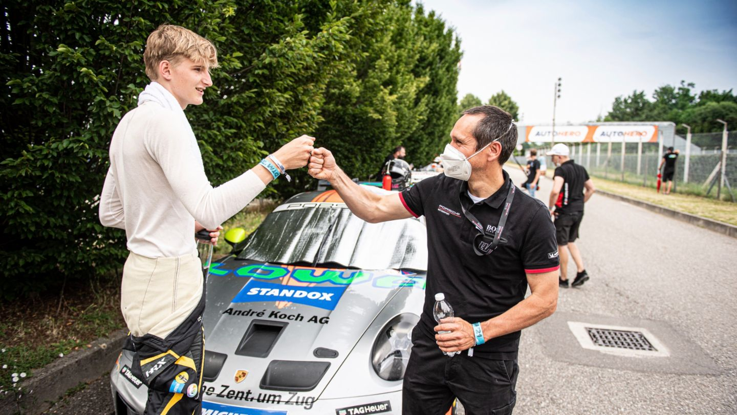 Carrera Cup talent pool: on track to becoming a pro racer - Image 3
