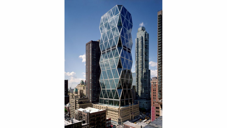 Hearst Tower, New York City, USA, 2021, Porsche AG
