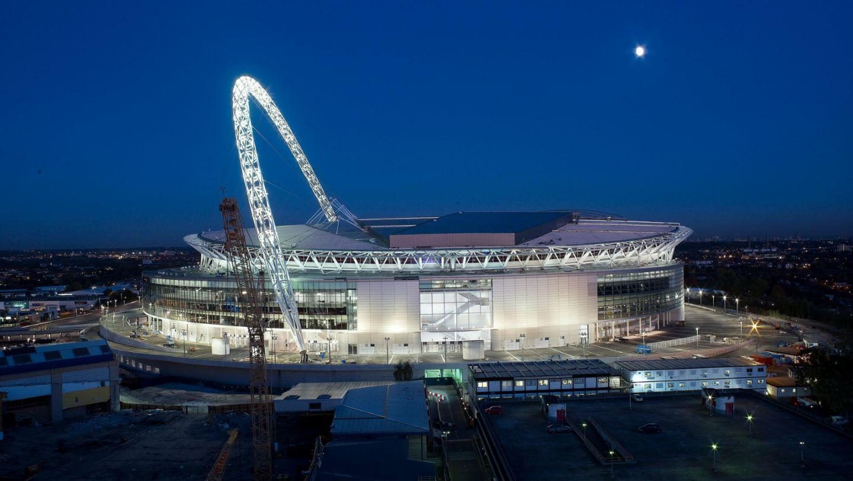 Wembley Stadium, London, Great Britain, 2021, Porsche AG