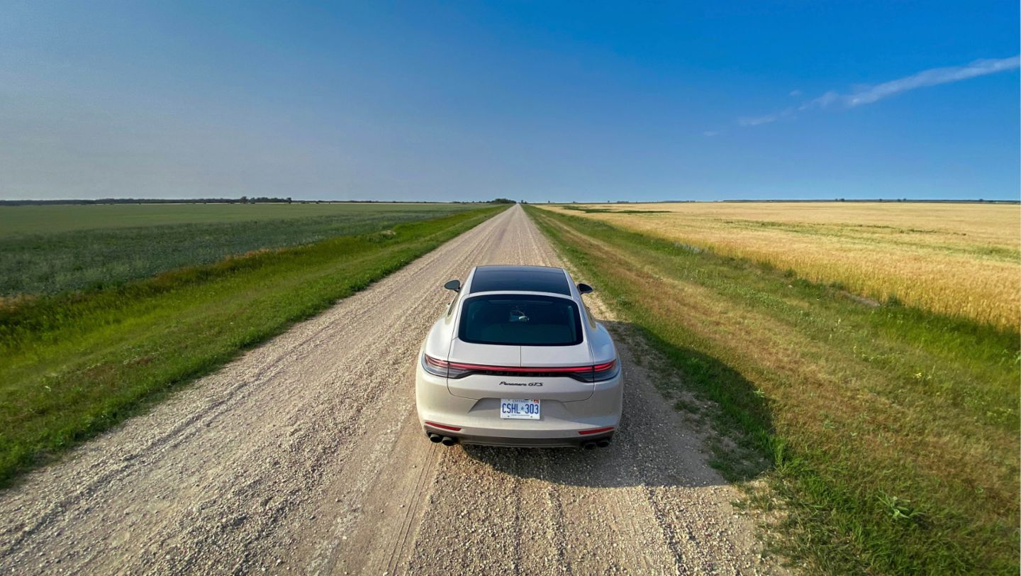 Road-tripping with the President and CEO of Porsche Cars Canada - Image 1