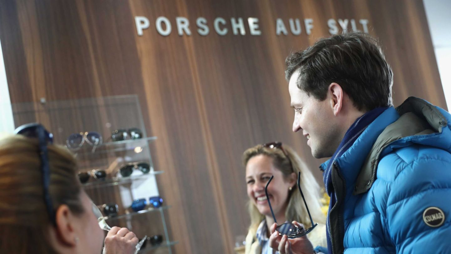Grand Opening of Porsche on Sylt, Sylt, Germany, 2017, Porsche AG