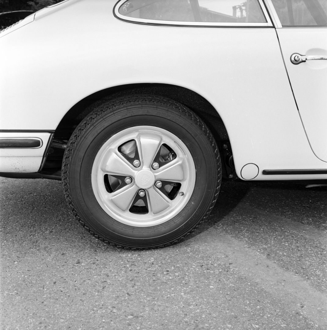 Homologation 911 S, 1966, Corporate Archives Porsche AG