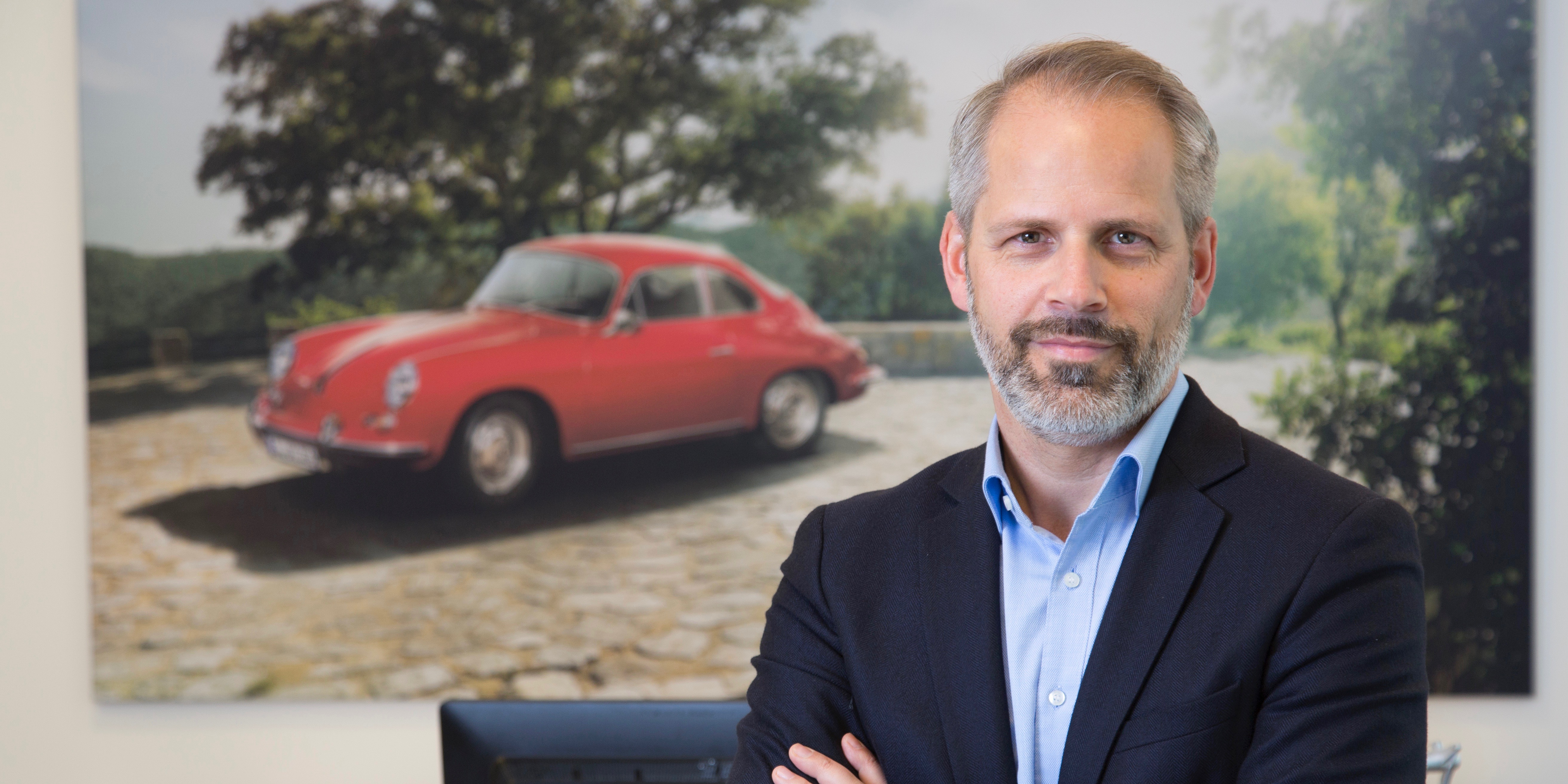 Frank Moser, Head of Corporate Quality at Porsche, 2019, Porsche AG