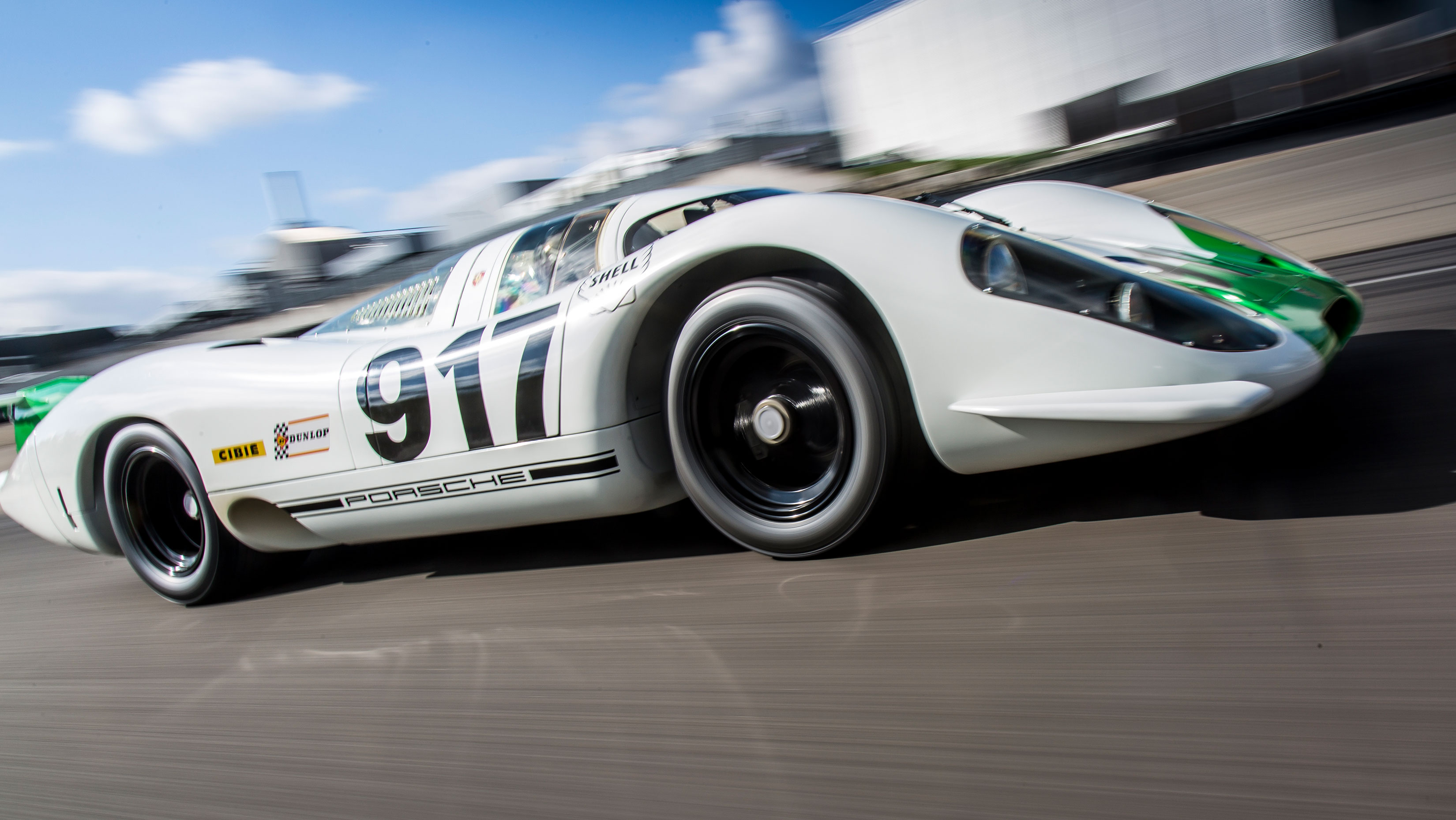 The trailblazer returns - 50 years of the Porsche 917