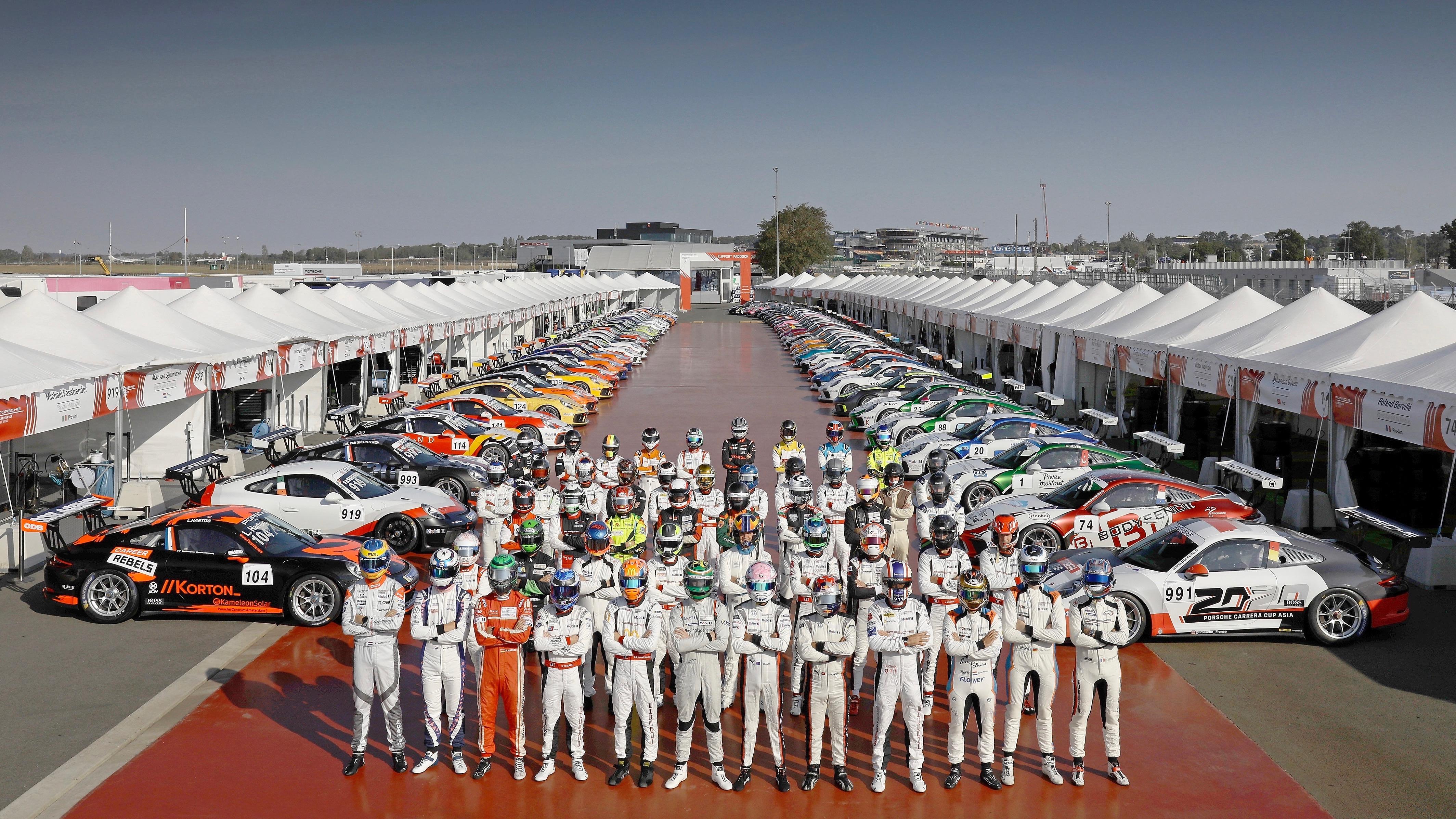 911 GT3 Cup, preview, Porsche Carrera Cup Le Mans, 2020, Porsche AG