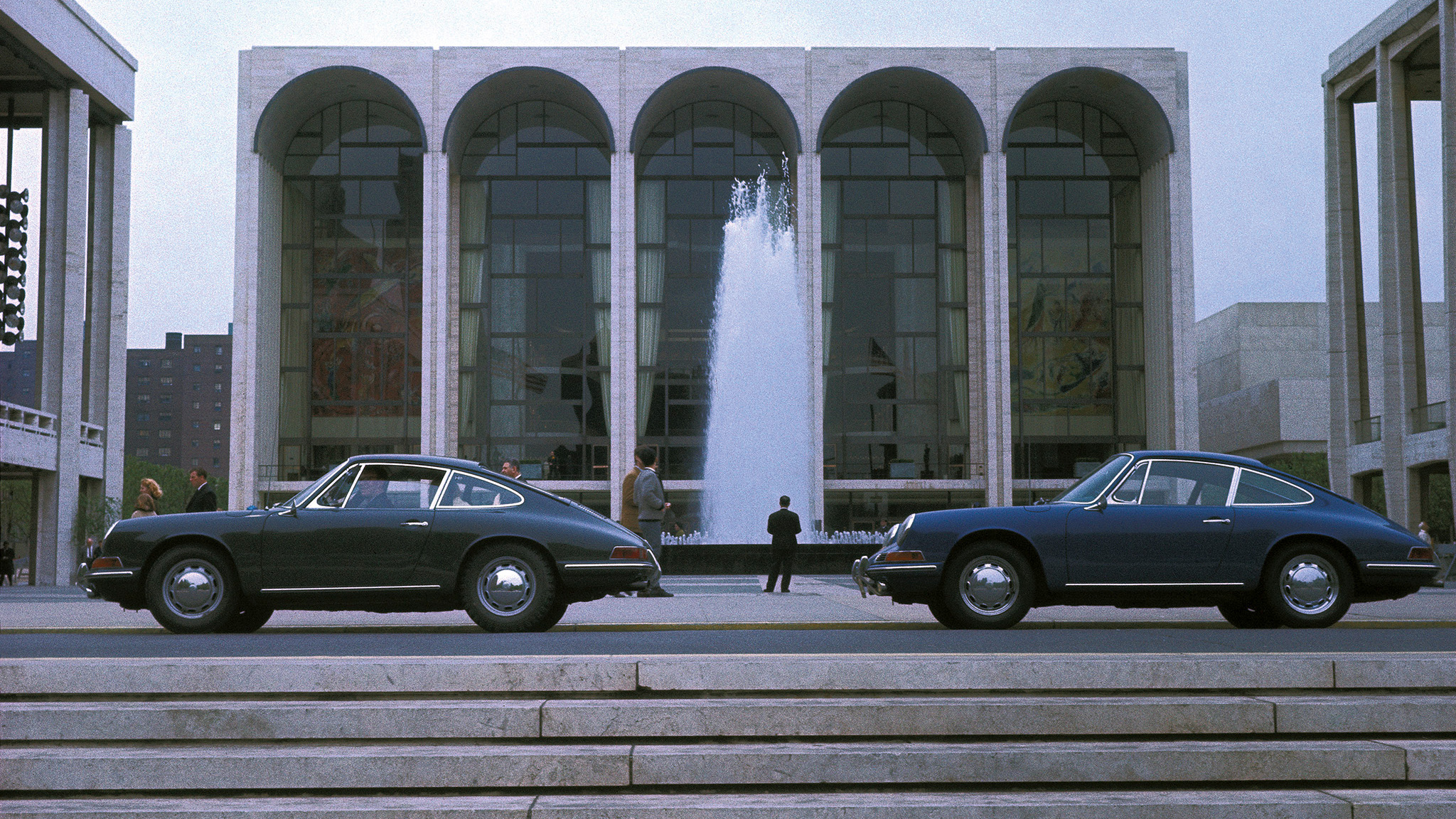911 2.0 Coupés, New York City, Metropolitan Opera, Porsche AG