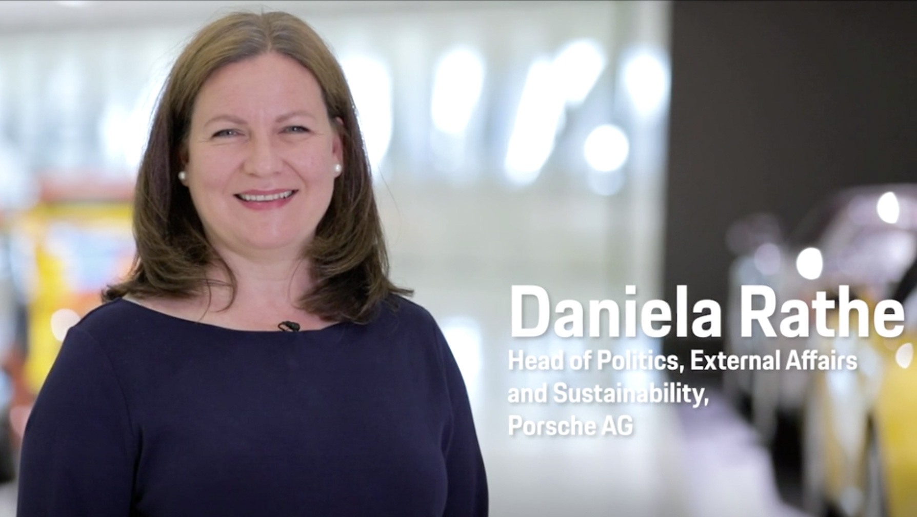 Daniela Rathe, Head of Politics, External Affairs and Sustainability, about the new ideas competition