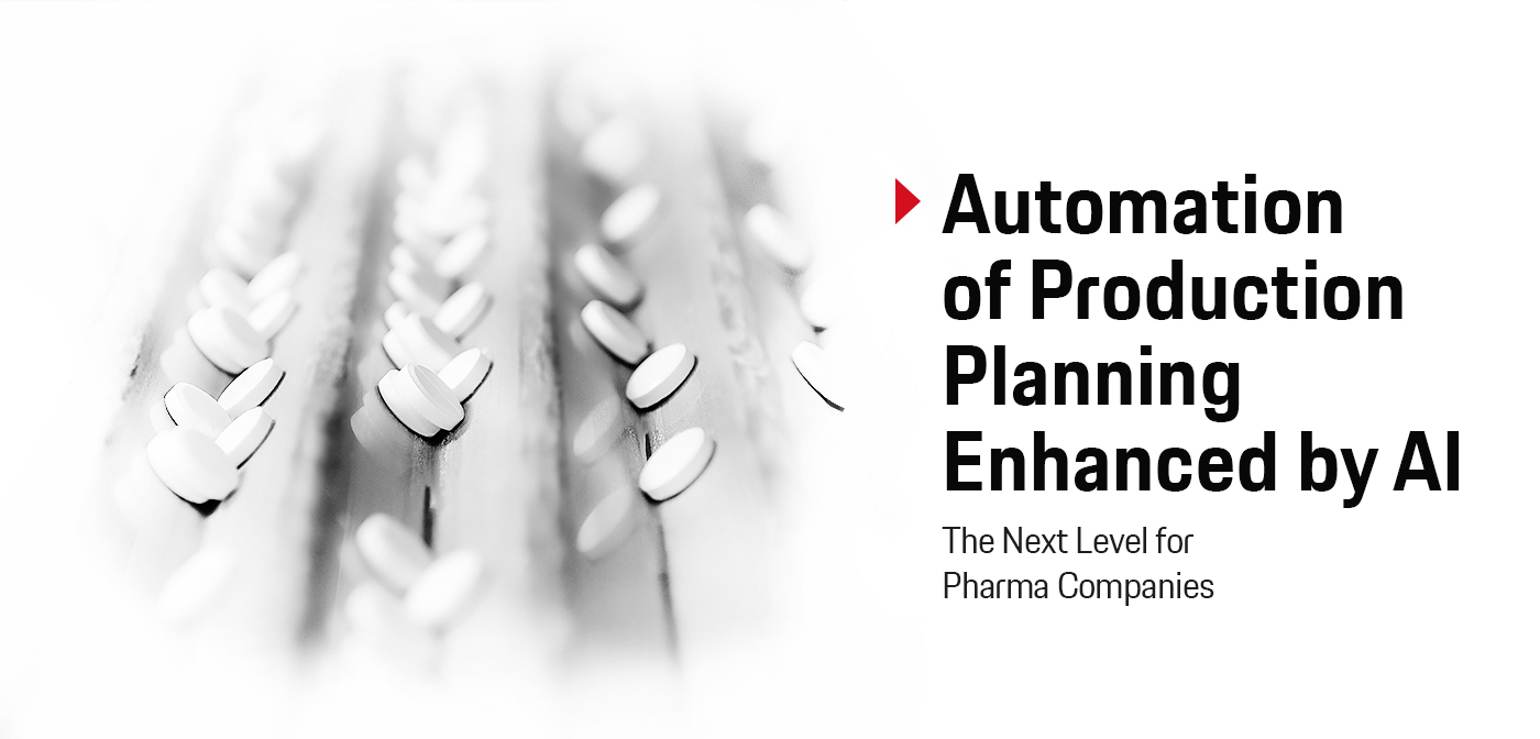 Automation of Production Planning Enhanced by AI, 2019, Porsche Consulting