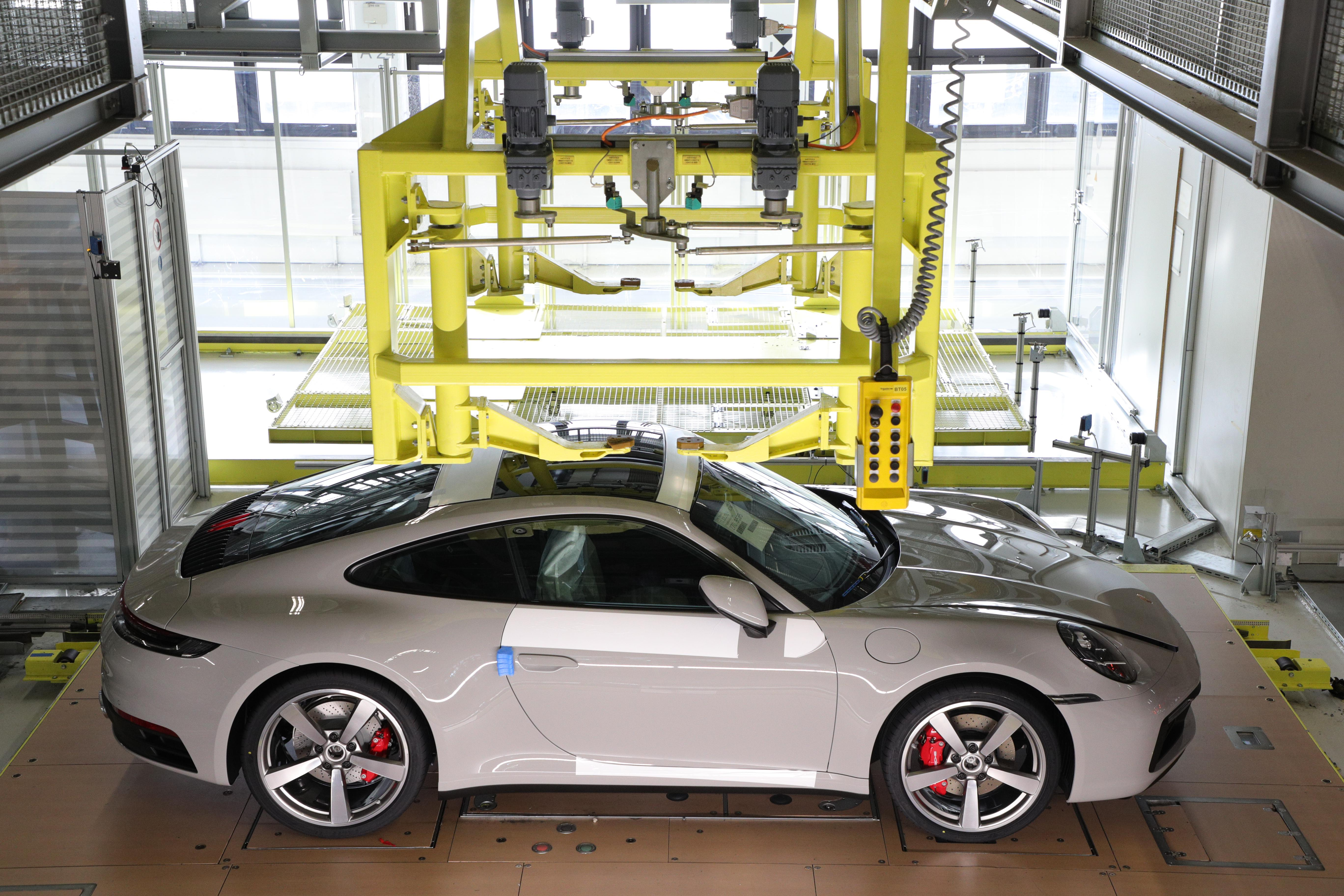 Porsche Track Your Dream, behind the scenes, production, 2020, PCNA