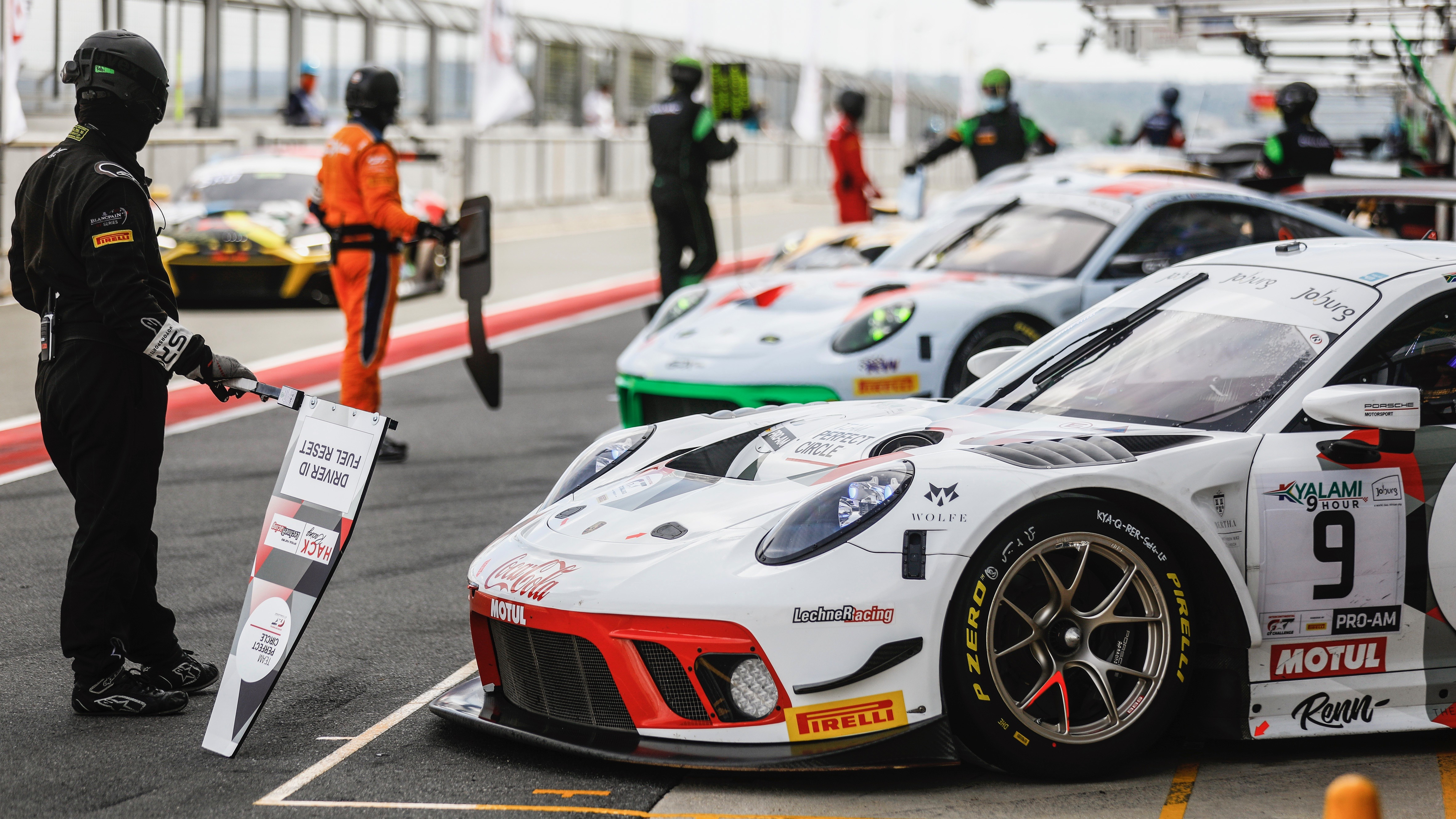 911 GT3 R, Qualifying, Intercontinental GT Challenge, Round 4, Kyalami, South Africa, 2020, Porsche AG