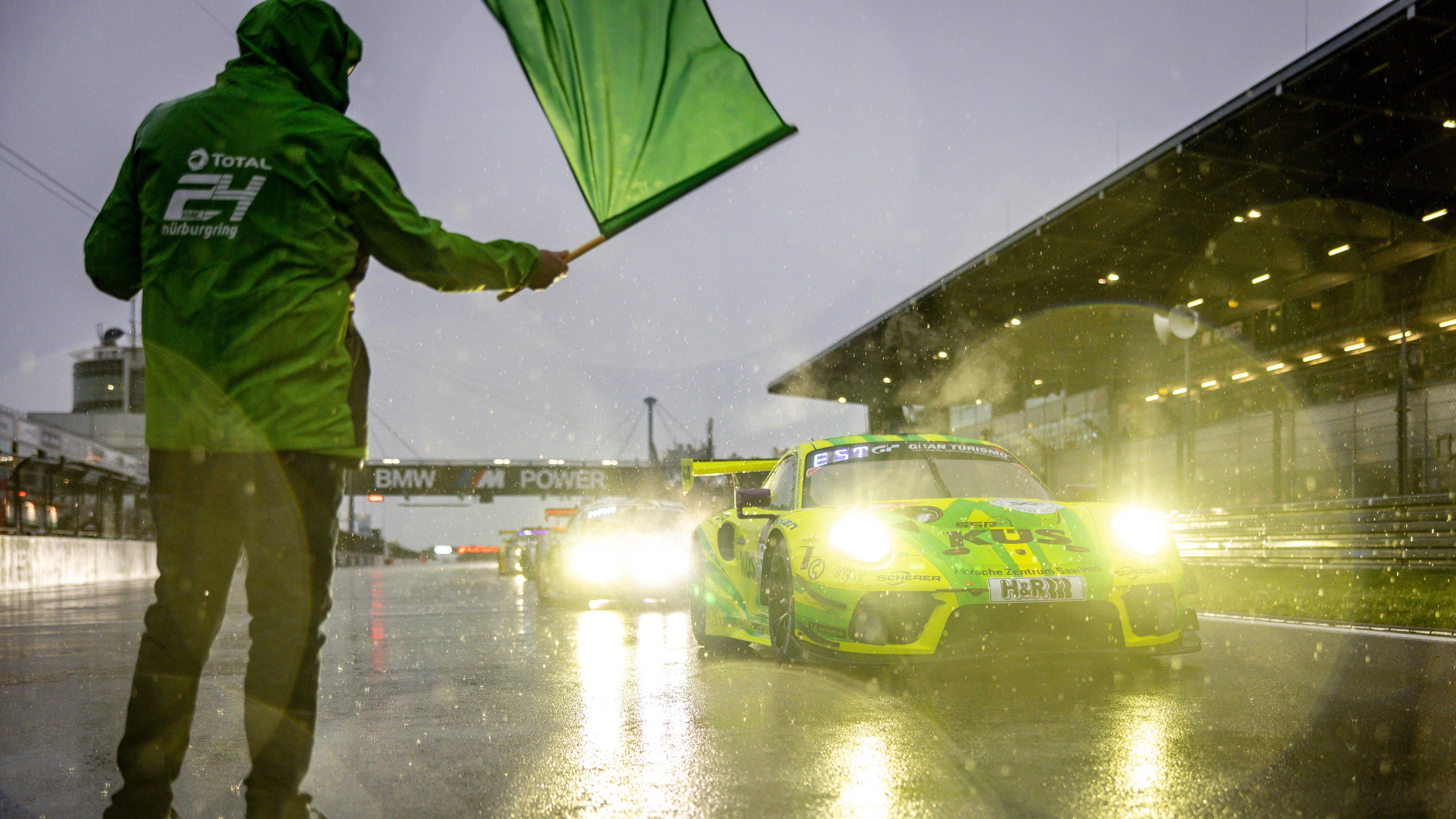 911 GT3 R, 24 Hour Race Nürburgring, Qualifying, Nürburgring-Nordschleife, Germany, 2021, Porsche AG