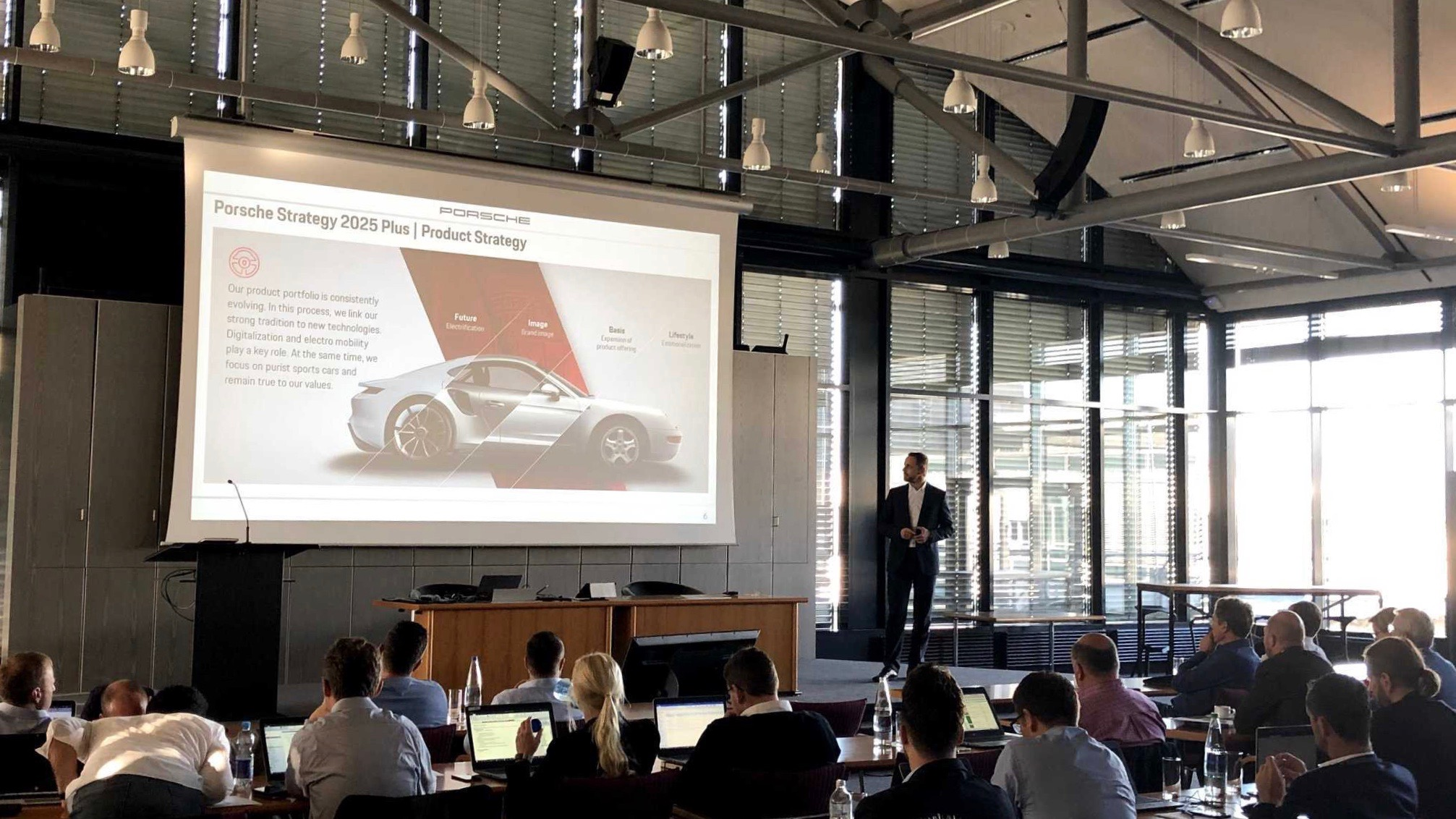 Cihan Sügür, IT Demand Manager, Digital Council, 2019, Porsche AG