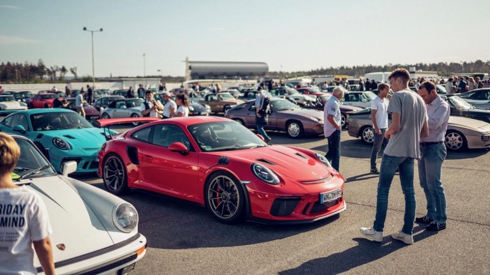Porsche Experience Center >> Porsche Experience Center Hockenheimring Now Open