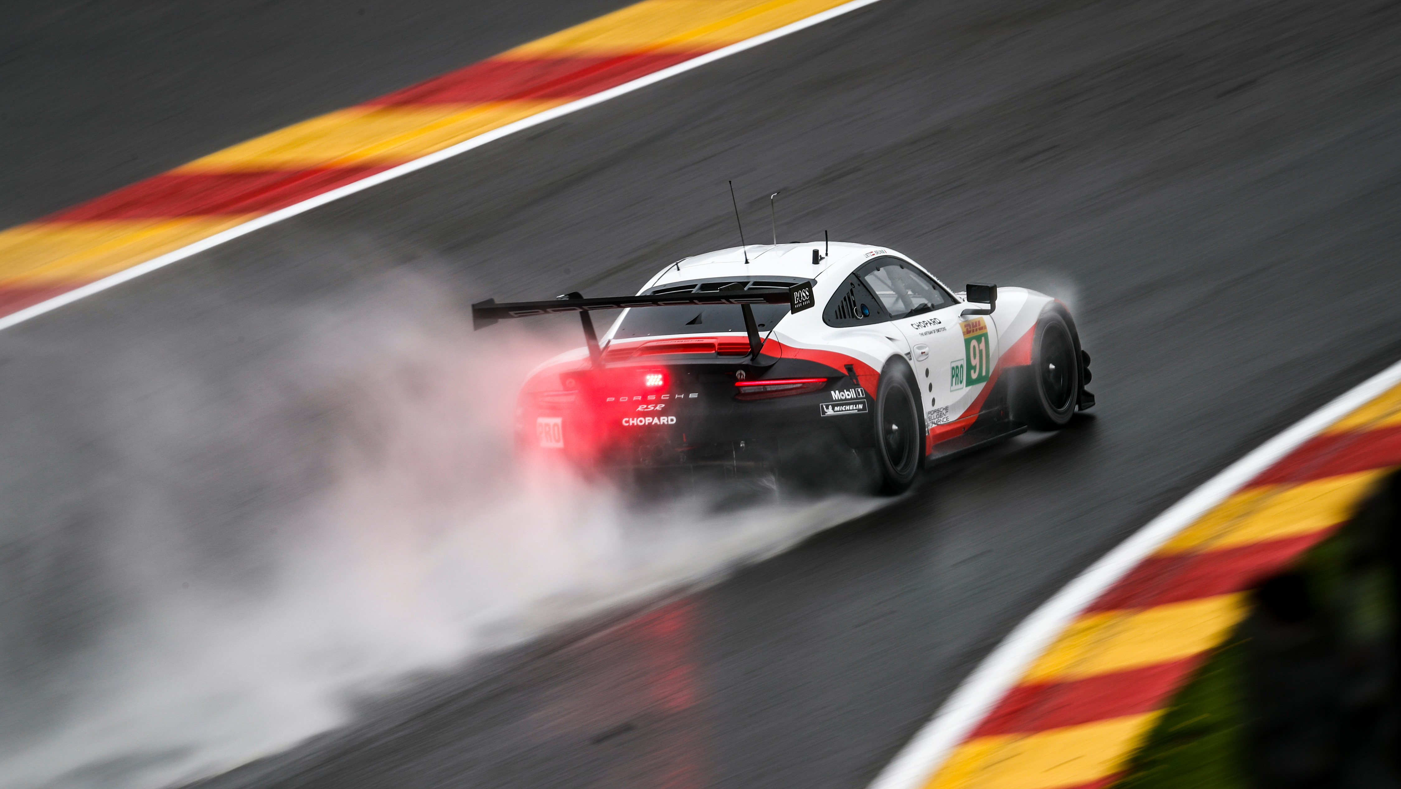 Wet and wild in Spa