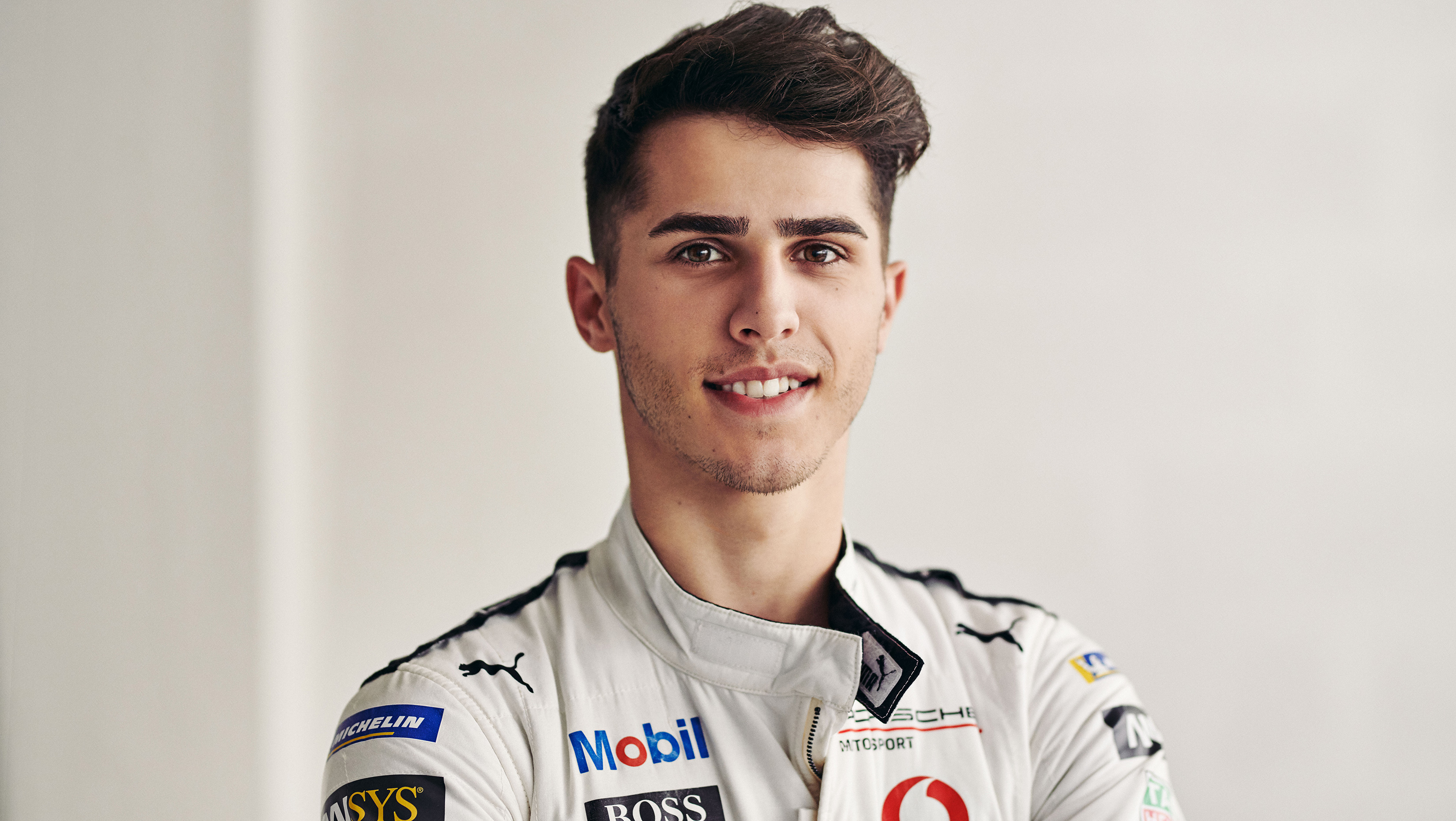 Thomas Preining, test and development driver Formula E, 2019, Porsche AG