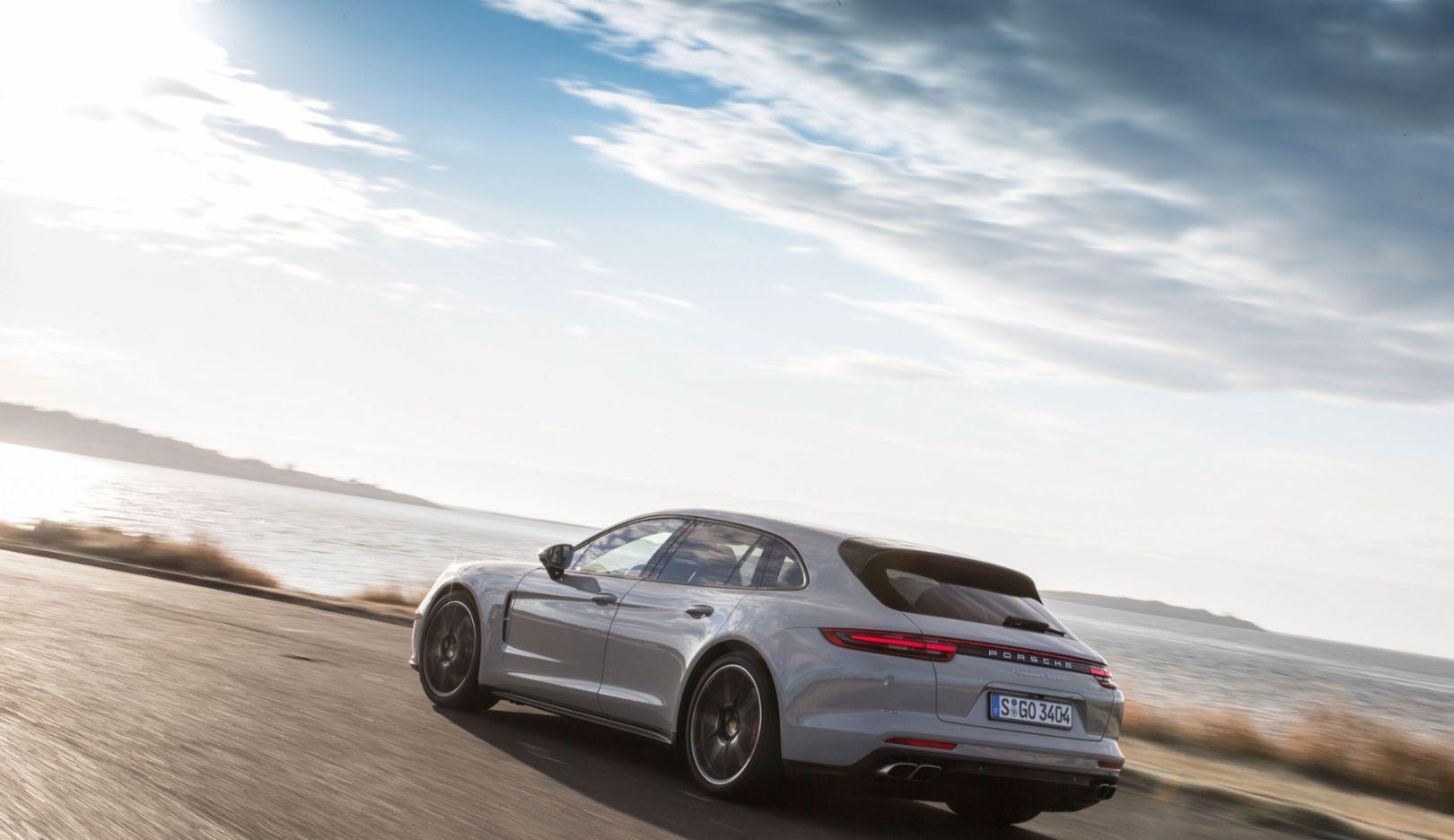 Panamera Turbo Sport Turismo, 2017, Porsche AG