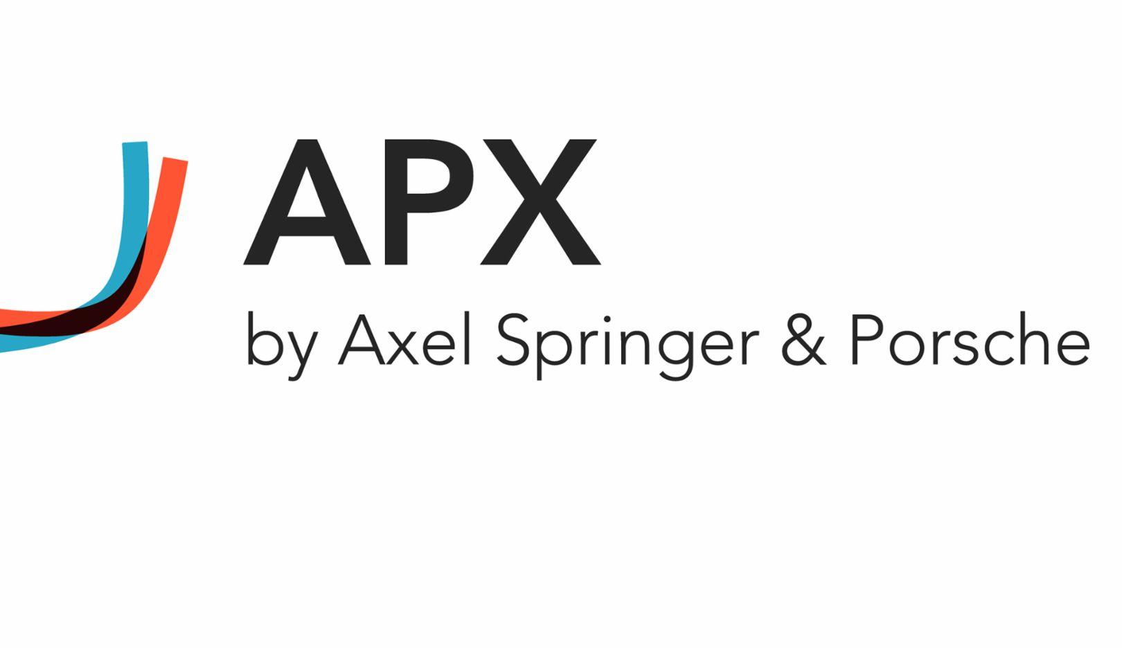 APX by Axel Springer & Porsche, 2018, Porsche AG