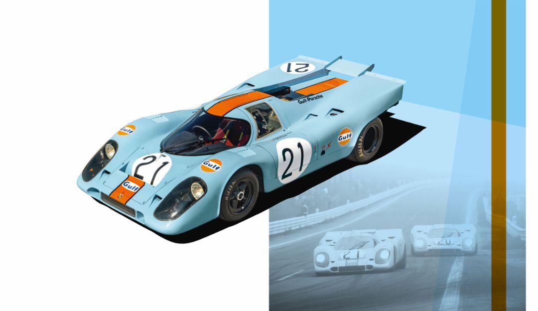 """Porsche 917 """"Gulf"""""""