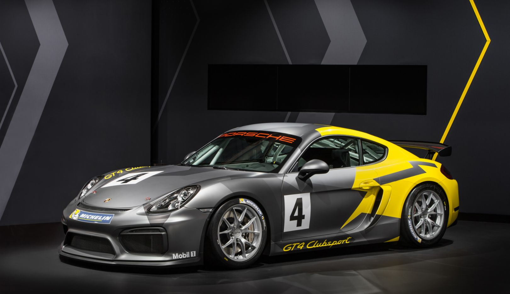 Cayman GT4 Clubsport, 2015, Porsche AG