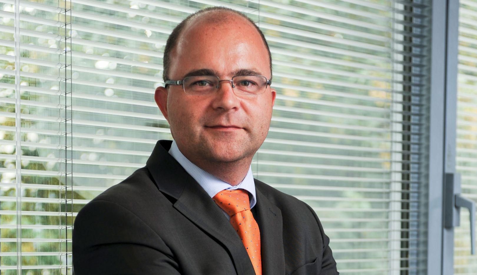 Marc Meurer, Geschäftsführer von Porsche Frankreich, 2018, Porsche AG