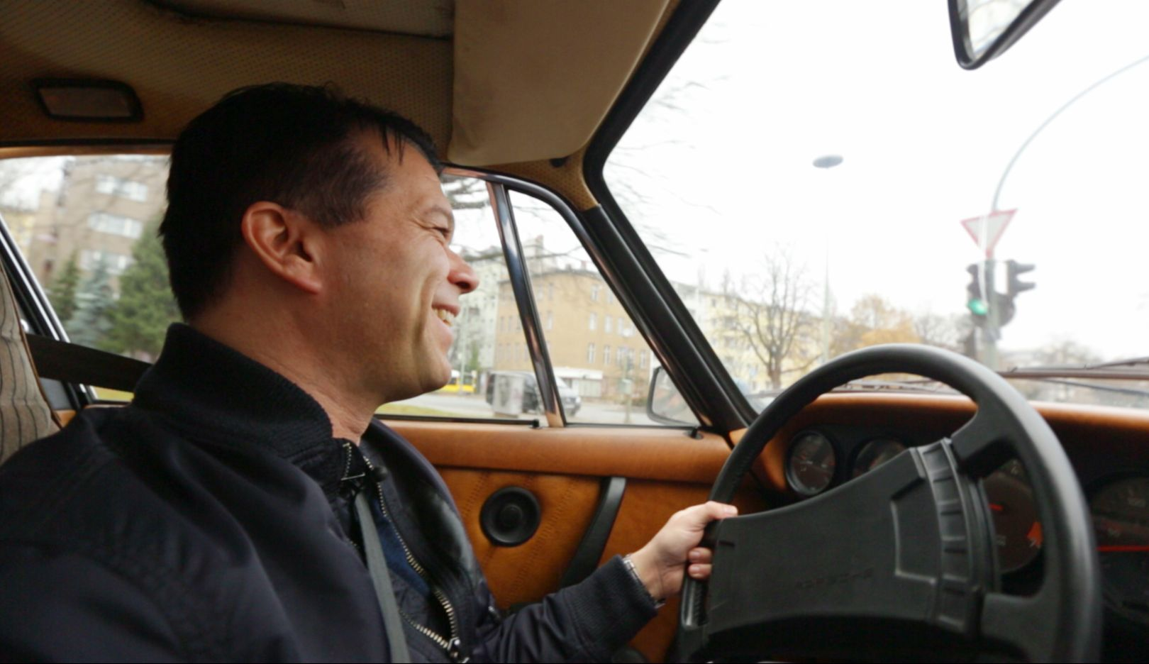 Markus Kavka, journalist, 911 SC, year of construction 1979, 2014, Porsche AG