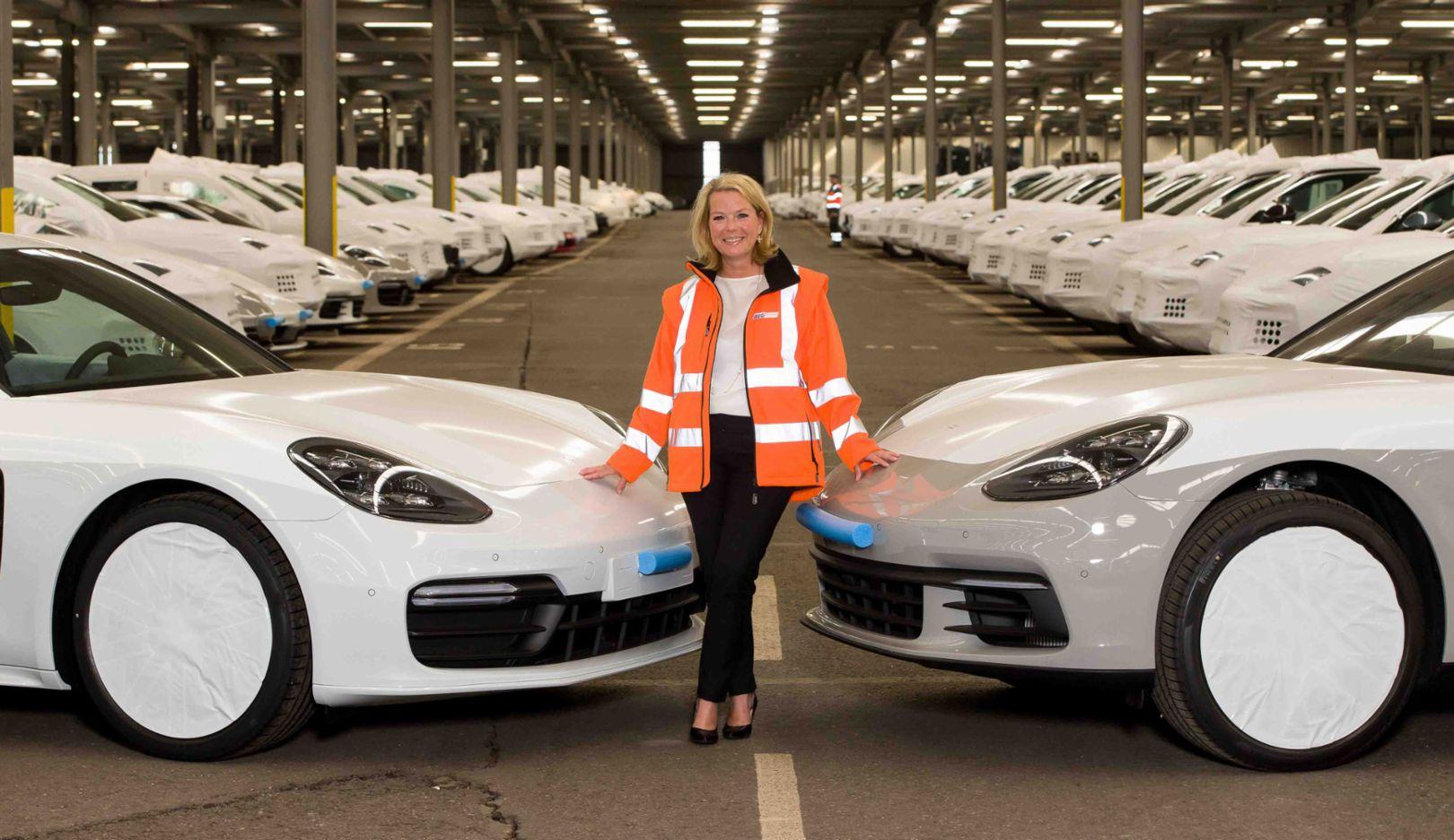Andrea Eck, Bremerhaven, 2018, Porsche Consulting GmbH