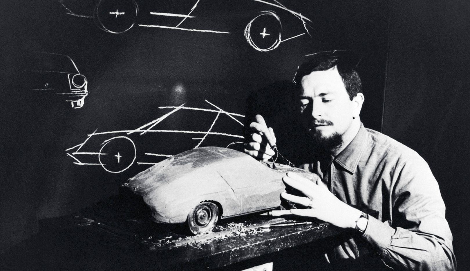 Ferdinand Alexander Porsche, Founder of the Porsche Design Studio, 2017, Porsche AG