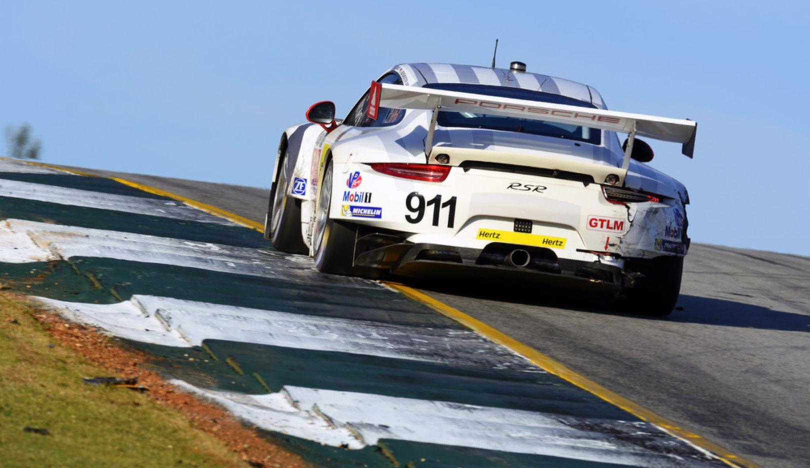 911 RSR, Porsche North America, 2014, Porsche AG